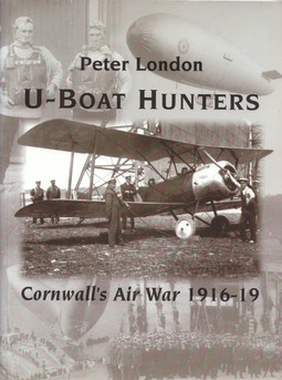 Cornwall's Air 1916-1919 frount